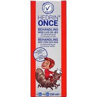 Hedrin Once gel, 250 ml.